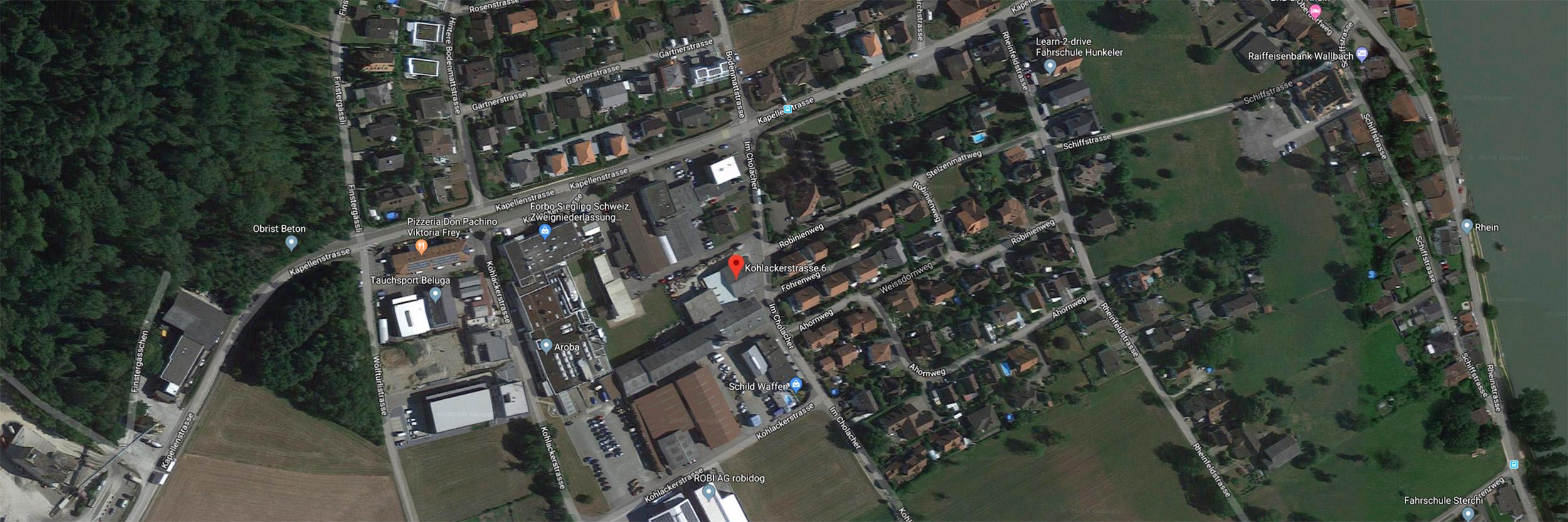 M.Rebmann GmbH auf Google Maps